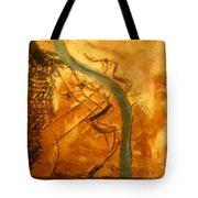 Loves Smile - Tile Tote Bag