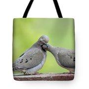 Lovey Doveys Tote Bag