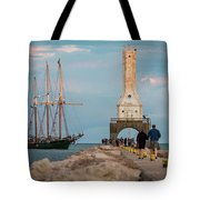 Loving Port Tote Bag