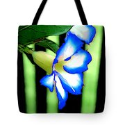Loving The Color Blue Tote Bag
