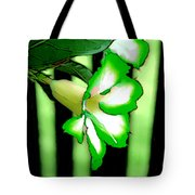 Loving The Color Green Tote Bag