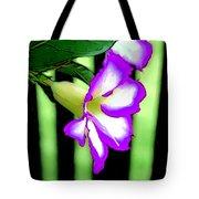 Loving The Color Purple Tote Bag