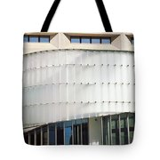 Low Angle View Of A Building, Dr. A. H Tote Bag