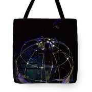Low Budget Spacecraft Tote Bag