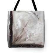Low Cool Abstract Painting Tote Bag