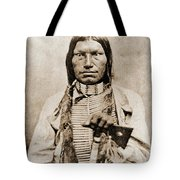 Low Dog Sioux Tote Bag