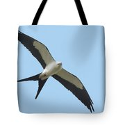 Low Flying Kite Tote Bag