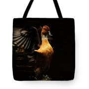 Low Key Duck Tote Bag