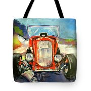 Low Rider Tote Bag