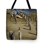 Low Tide #2 Tote Bag