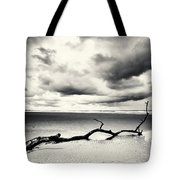 Low Tide, Lindisfarne Tote Bag