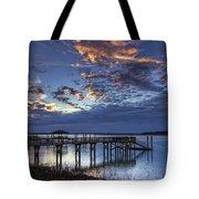 Low Tide Long Dock Tote Bag