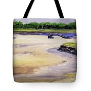 Low Tide Parsons Tote Bag