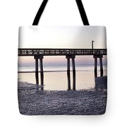 Low Tide Reflected Gp Tote Bag