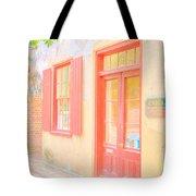 Lowcountry Catfish Row Tote Bag
