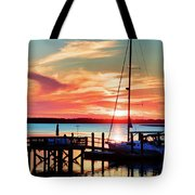 Lowcountry Leisure Tote Bag