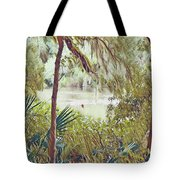 Lowcountry Summer Tote Bag