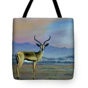 Lowell's Gazelle Tote Bag