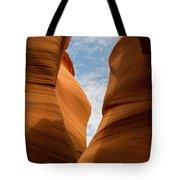 Lower Antelope Slot Canyon, Page, Arizona Tote Bag