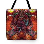 Lower Astral Tote Bag