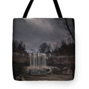 Lower Ball's Falls Tote Bag