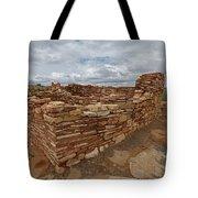 Lower Box Canyon Ruin Tote Bag