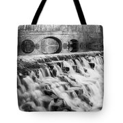 Lower Buckeye Falls Tote Bag