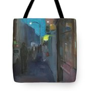 Lower East Side Tote Bag