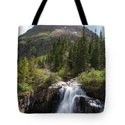 Lower Falls Tote Bag