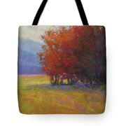 Lower Farm Field Tote Bag