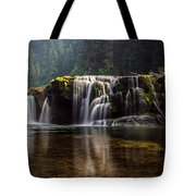 Lower Lewis Falls Tote Bag
