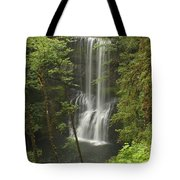 Lower South Falls Tote Bag