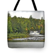 Lower Tahquamenon Falls 4 Tote Bag