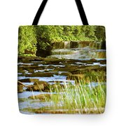 Lower Tahquamenon Falls 6128 Tote Bag