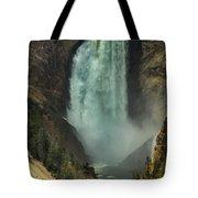 Lower Waterfalls Tote Bag