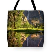 Lower Yosemite Morning Tote Bag