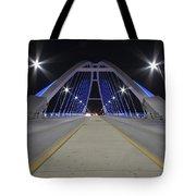 Lowery Street Bridge Tote Bag