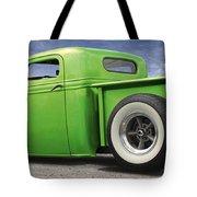 Lowrider At Painted Desert Tote Bag
