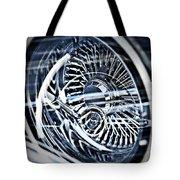 Lowrider Wheel Illusions 1 Tote Bag