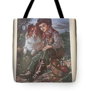 Loyal Friendship After Faine Tote Bag
