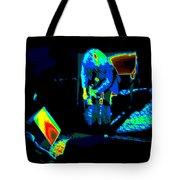 Ls #43 Cosmically Enhanced Tote Bag