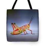 Lubber Grasshopper Tote Bag