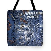 Lube Port Tote Bag