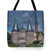 Lubek Germany Tote Bag