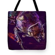 Lucane Kite Female Darling Beetle  Tote Bag