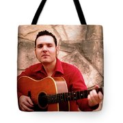 Lucas Hudgins Album Outtake Tote Bag