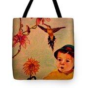 Lucas Le Petit Tournesol Tote Bag