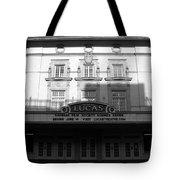 Lucas Movie House 1921 Tote Bag