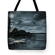 Lucent Dimness Tote Bag