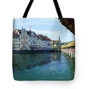 Lucerne 3 Tote Bag
